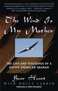 meditation book the wind is my mother