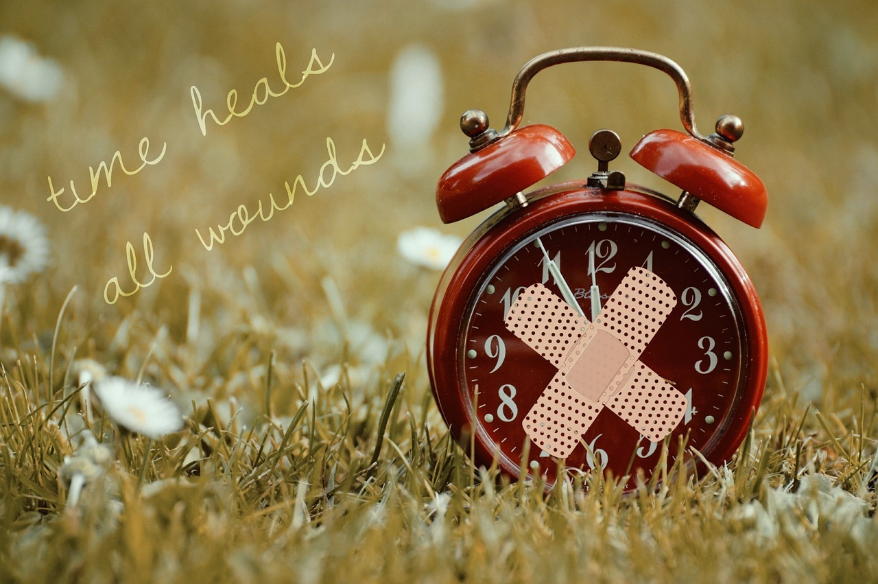 patience in healing